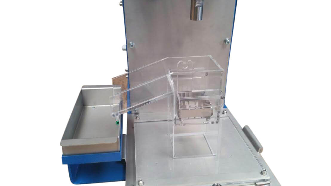 flotation cell froth removal