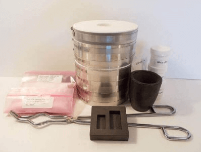 gold smelting kit