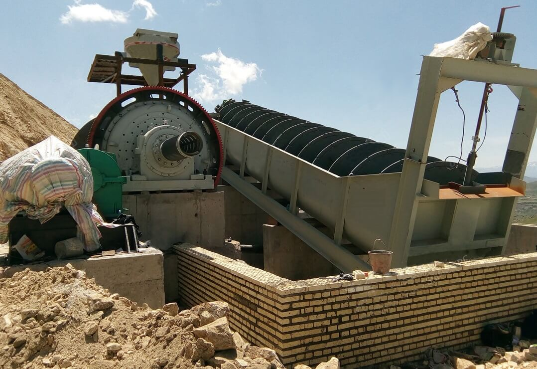ball mill grinding circuit spiral classifier (2)