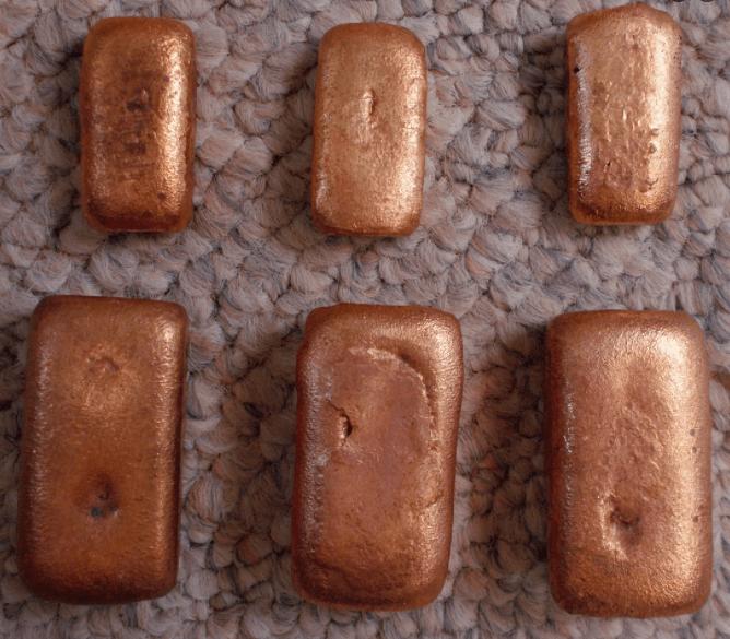 copper metal melting furnace