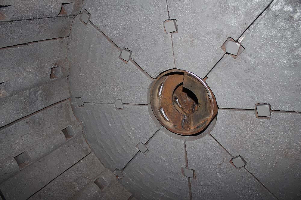 ball mill feed-end
