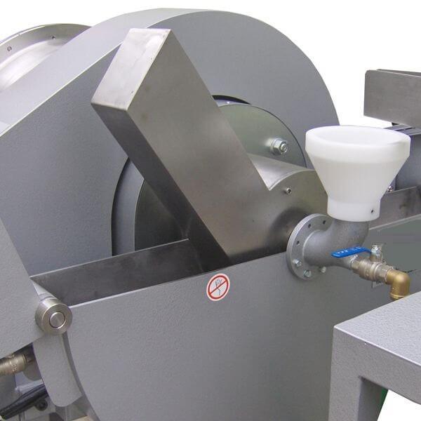 pilot plant ball-mill feeder