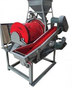 pilot plant rod mill