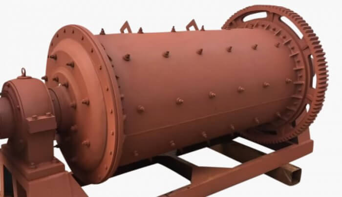 small ball mill length