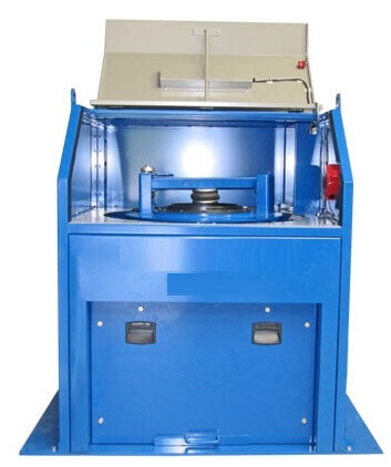 high capacity sample pulverizer