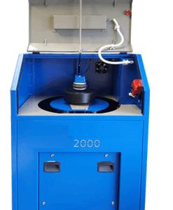 vibratory ring - disc mill