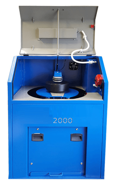 vibratory ring - disc mill