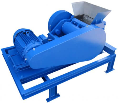 high reduction ratio jaw crusher