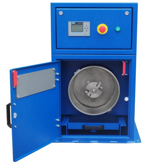 abrasion index-testing equipment
