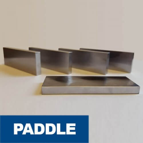 bond abrasion index test replacement paddle