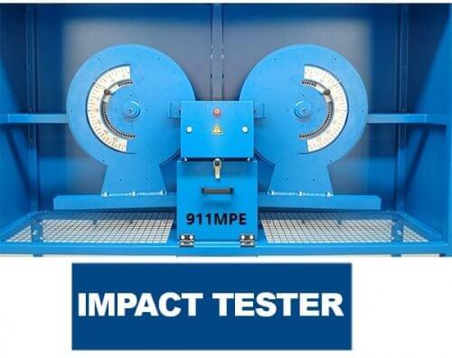 bond impact crushing work index tester