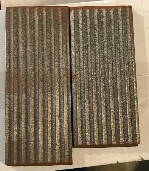 jaw crusher replacement liner plates (2)