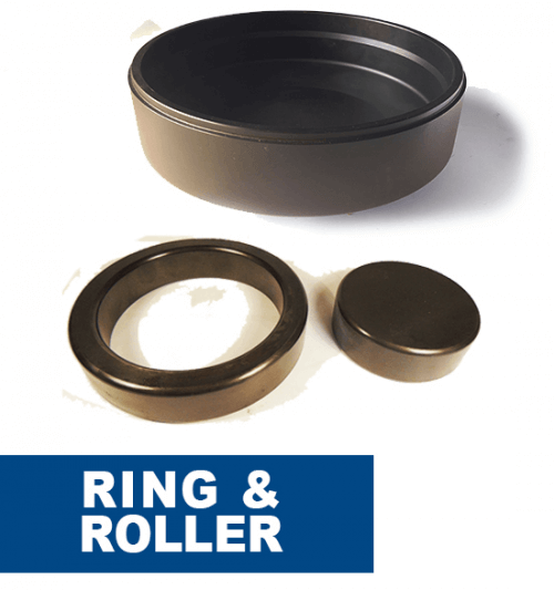 Ring Puck Mill Pulverizer Accessories