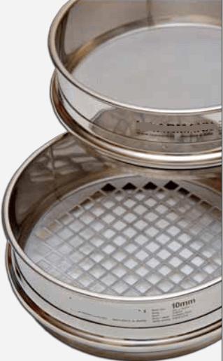 sieving machines test sieves stainless steel test