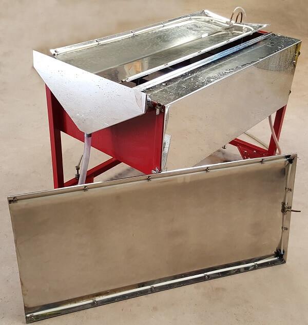 laboratory mineral separator c-800