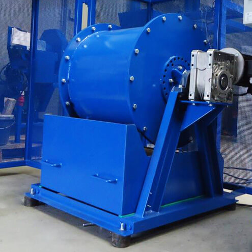 large batch ball mill