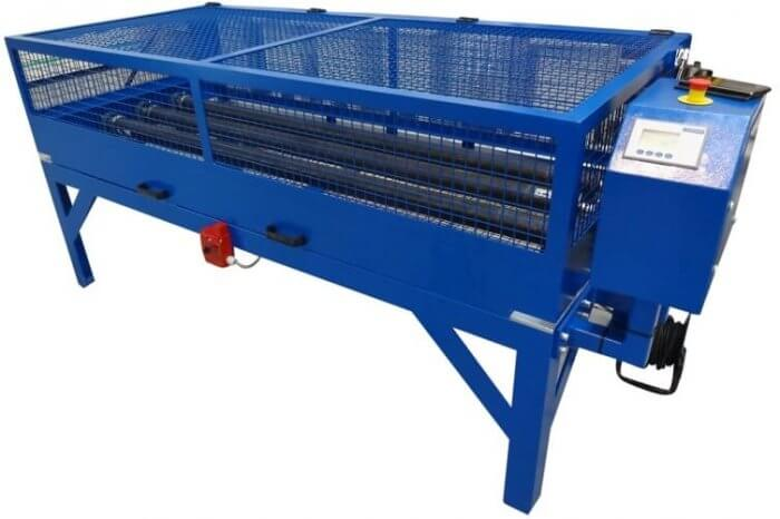 high capacity bottle roller drive 911mpebr-2000