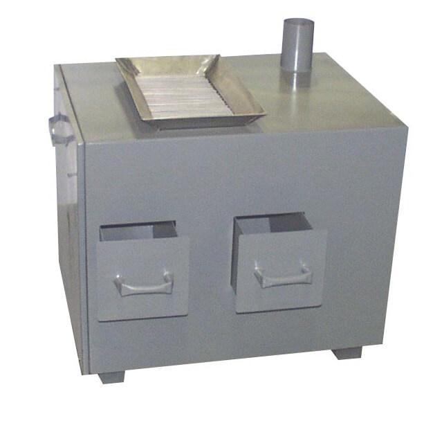 laboratory riffle splitter (5)