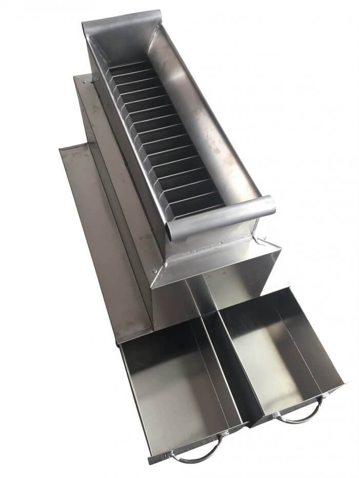 sealed riffle sample splitter (1)