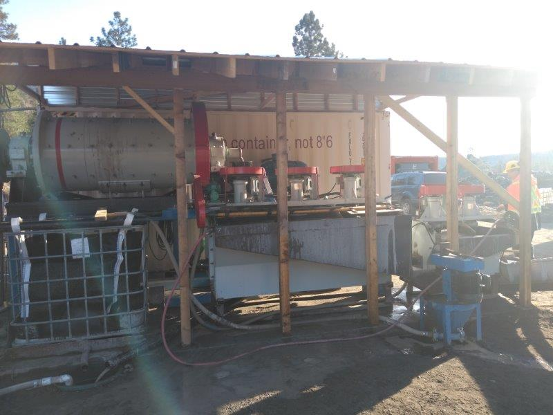 black sands gold recovery plant mill flotation (3)