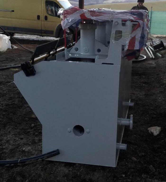 flotation machines (8)
