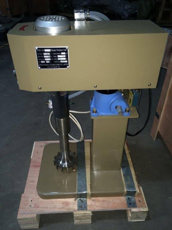laboratory flotation machine (10)