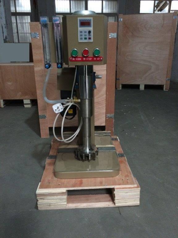 laboratory flotation machine (2)