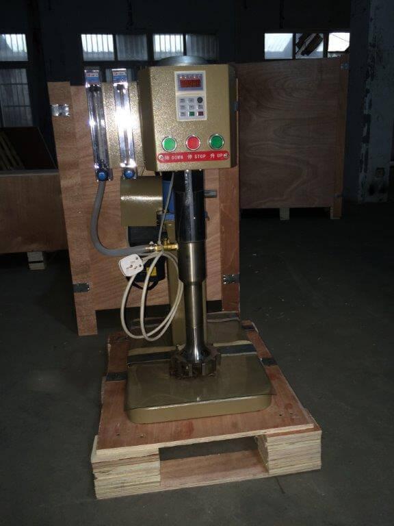 laboratory flotation machine (5)
