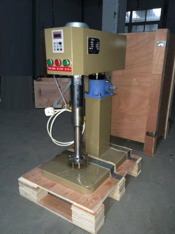laboratory flotation machine (6)