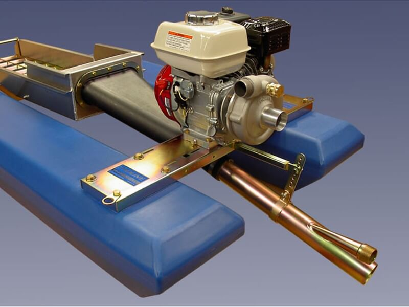 2.5 inch small gold dredge for sale(2)