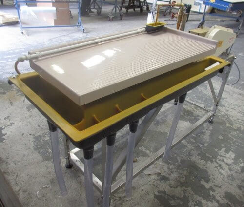 wilfley shaker table (1)