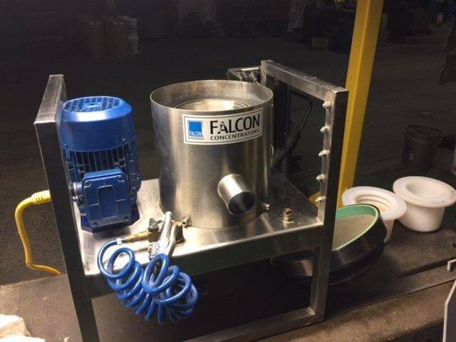 falcon l40 laboratory centrifugal concentrator