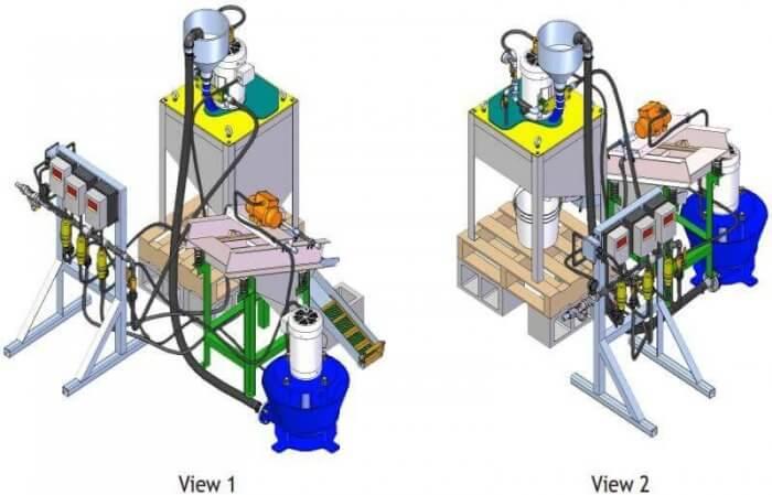 gold processing plant australia