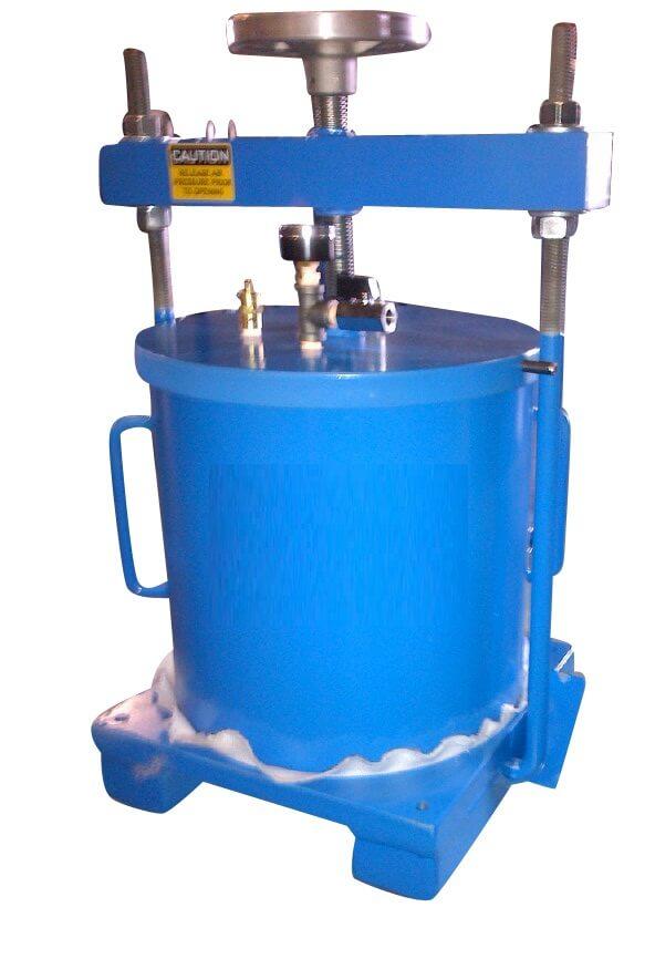 12 inch pressure filter