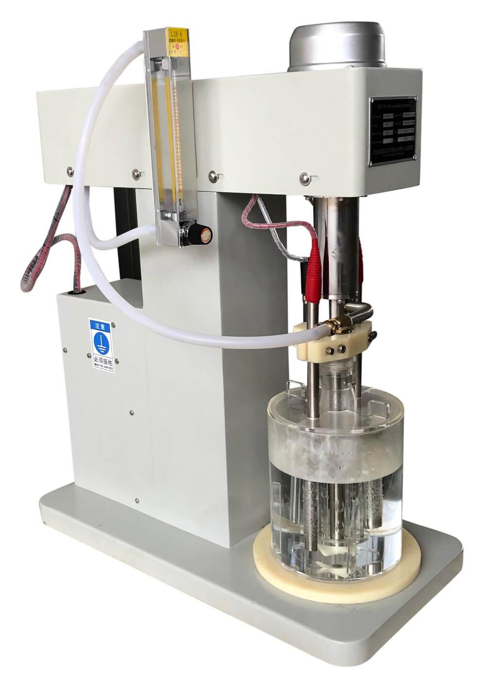 copper leach reactor