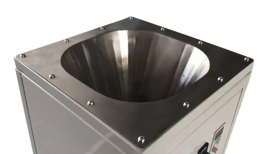 dry bulk rotary sample splitter divider (2)