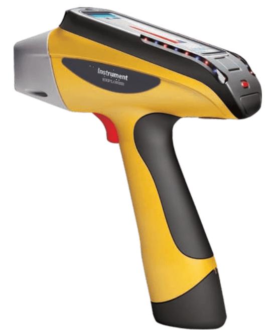 56 Element Handheld Xrf Analyzer 911mpexrf700