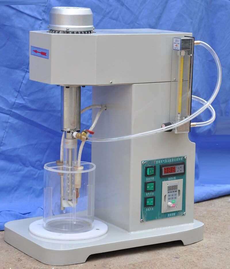 Laboratory Test Instruments : Laboratory leach reactor
