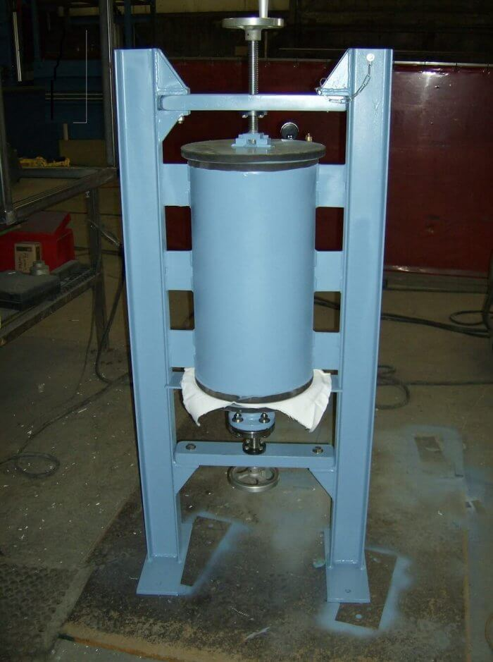 laboratory sample pressure filter (5)