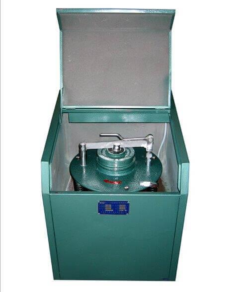 laboratory sample pulveriser (10)
