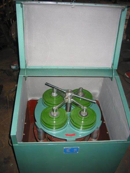 laboratory sample pulveriser (8)