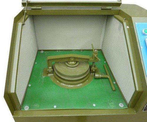 laboratory sample pulveriser (9)