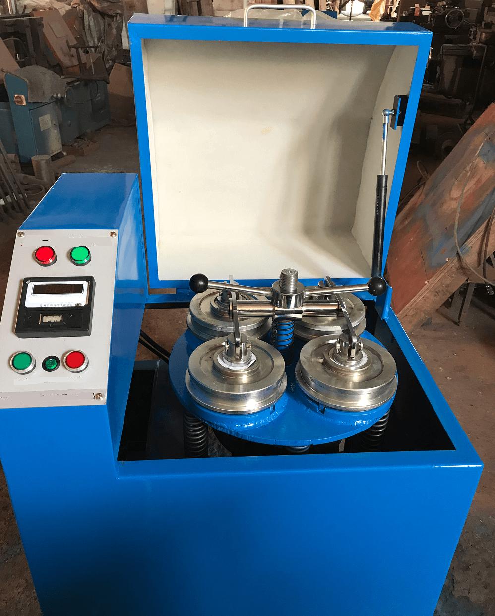 laboratory sample pulverizer