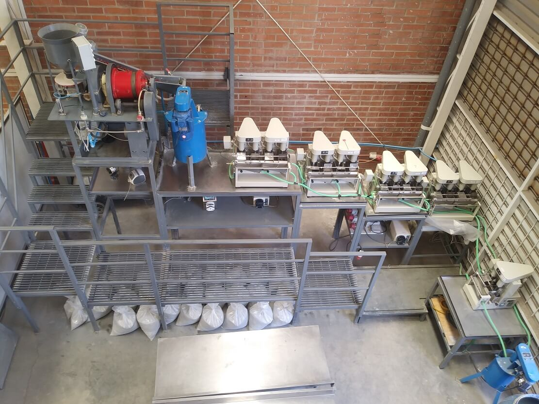 pilot plant flotation cells & machines (15)