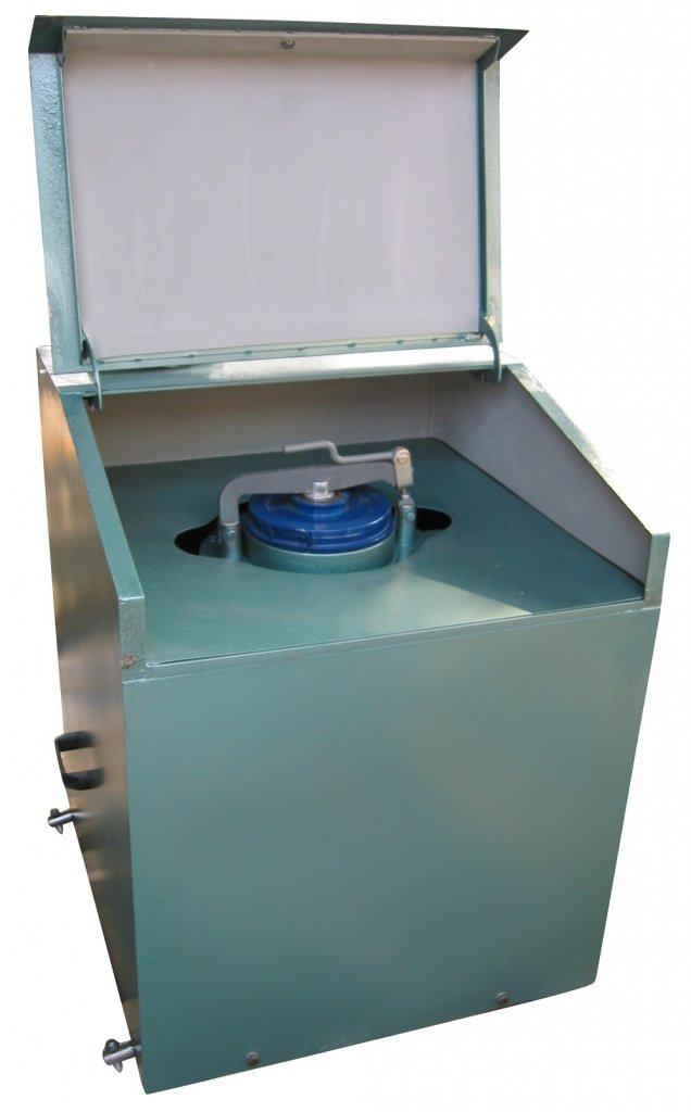 ring & puck sample pulverizer