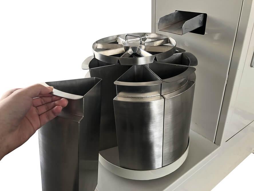 rotary laboratory sample splitter (5)