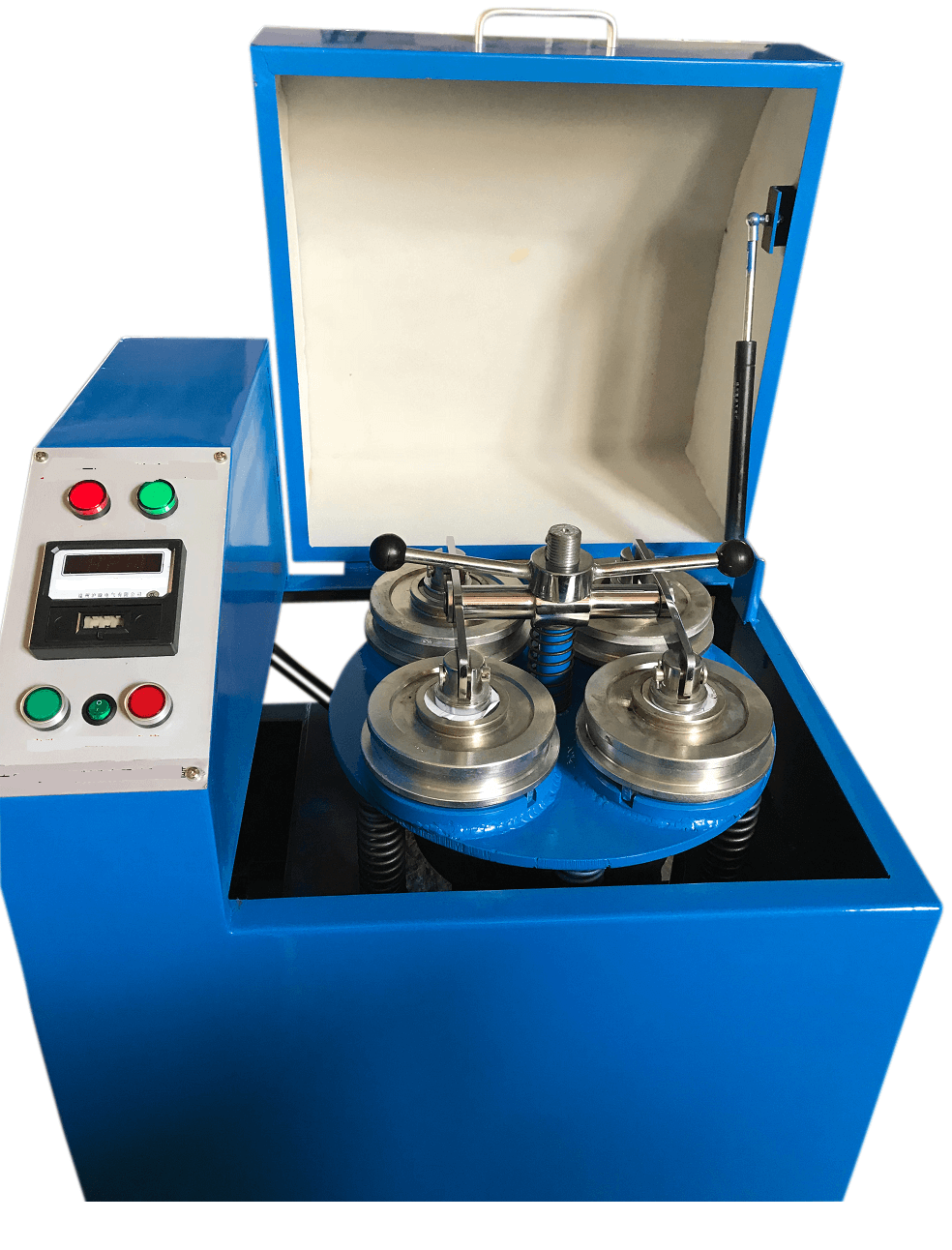 sample pulverizer