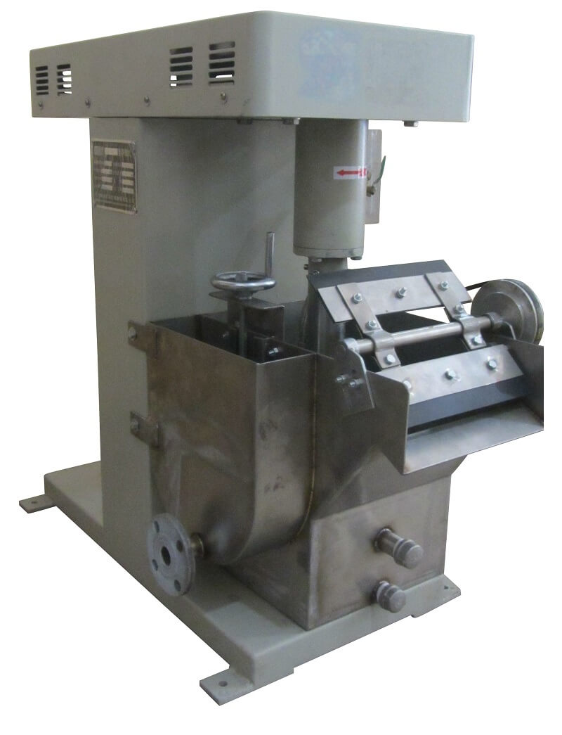 small batch flotation machine (2)