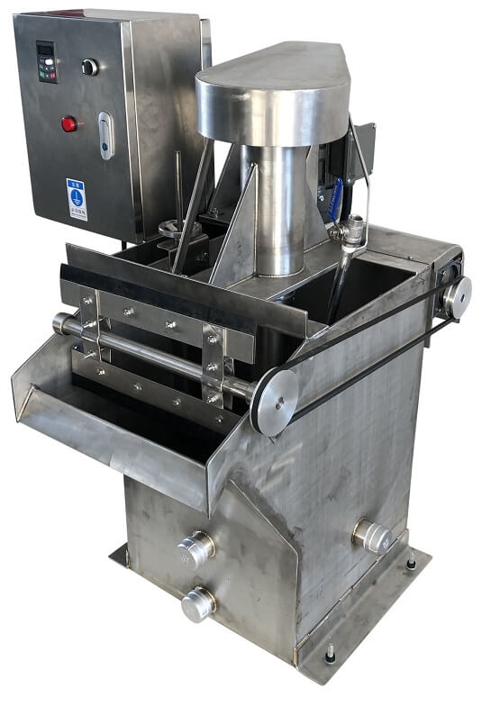small flash flotation machine