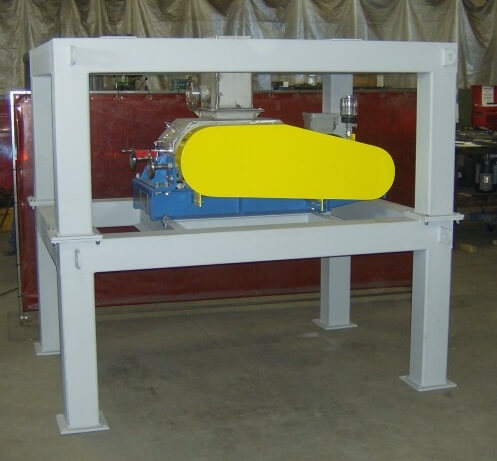 small roll crusher
